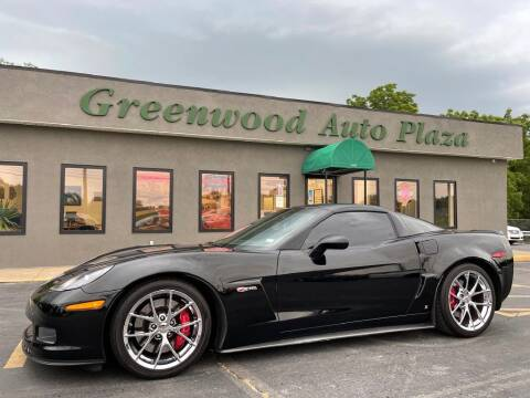 2009 Chevrolet Corvette for sale at Greenwood Auto Plaza in Greenwood MO