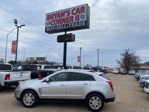 2016 Cadillac SRX for sale at Bryans Car Corner in Chickasha OK