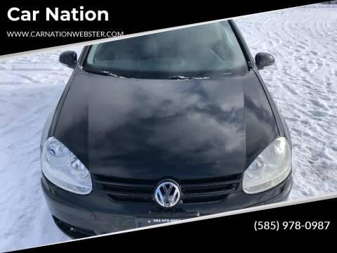 2008 Volkswagen Rabbit for sale at Car Nation in Webster NY