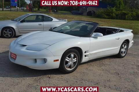 2001 Pontiac Firebird for sale at Your Choice Autos - Crestwood in Crestwood IL