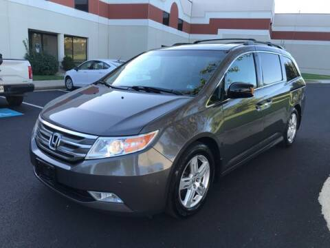 2011 Honda Odyssey for sale at SEIZED LUXURY VEHICLES LLC in Sterling VA