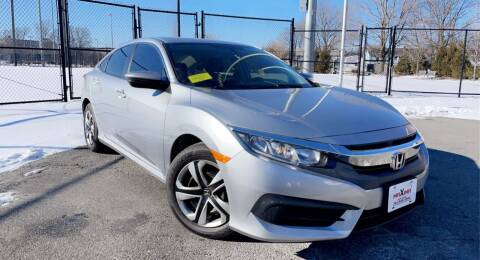 2018 Honda Civic for sale at Maxima Auto Sales in Malden MA