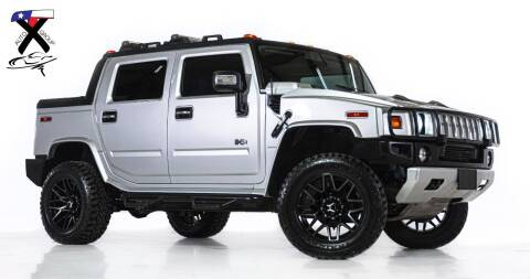 2006 HUMMER H2 SUT for sale at TX Auto Group in Houston TX