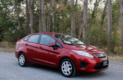 2013 Ford Fiesta for sale at Northwest Premier Auto Sales in West Richland WA