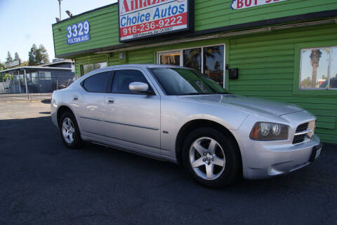 2010 Dodge Charger for sale at Amazing Choice Autos in Sacramento CA