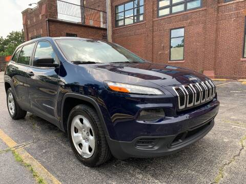 2015 Jeep Cherokee for sale at 540 AUTO SALES in Chicago IL