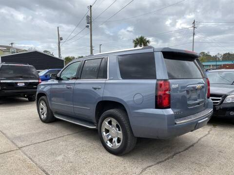 2015 Chevrolet Tahoe for sale at Direct Auto in D'Iberville MS