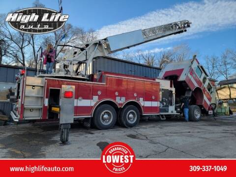 2000 Pierce Fire Truck