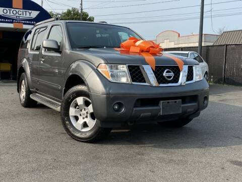 2007 Nissan Pathfinder for sale at OTOCITY in Totowa NJ