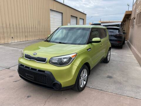 2015 Kia Soul for sale at CONTRACT AUTOMOTIVE in Las Vegas NV
