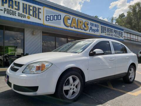 2006 Chevrolet Cobalt for sale at Good Cars 4 Nice People in Omaha NE