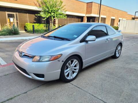 2006 Honda Civic for sale at DFW Autohaus in Dallas TX