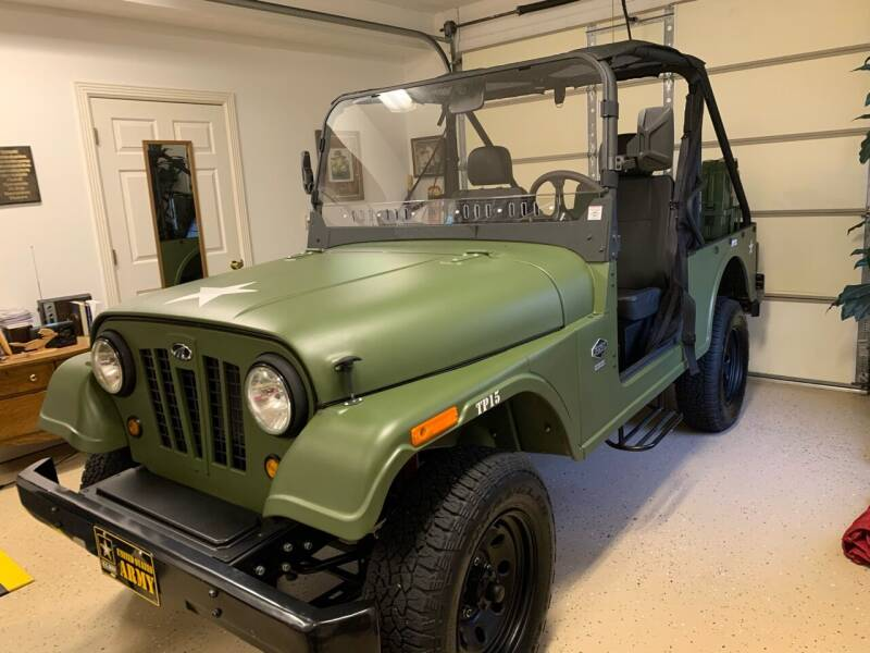 2019 Mahindra Roxor for sale at Gary Sears Motors in Somerset KY