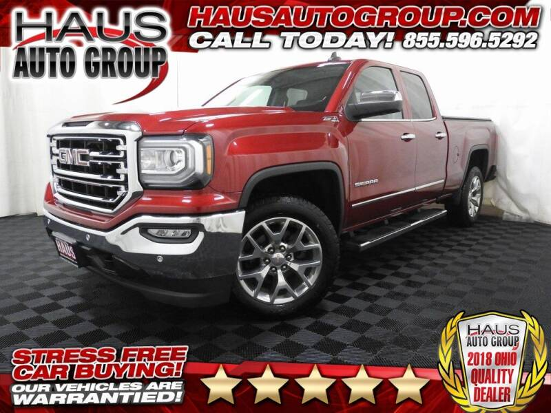 2018 GMC Sierra 1500 for sale in Canfield, OH