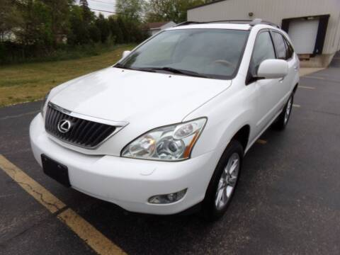2008 Lexus RX 350 for sale at Rose Auto Sales & Motorsports Inc in McHenry IL