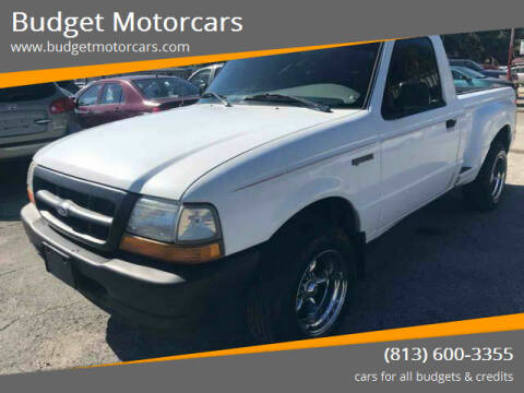 1998 Ford Ranger for sale at Budget Motorcars in Tampa FL