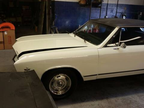 1967 Chevrolet Malibu for sale at Black Tie Classics in Stratford NJ