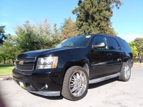 2012 Chevrolet Tahoe for sale at ALL CREDIT AUTO SALES in San Jose CA