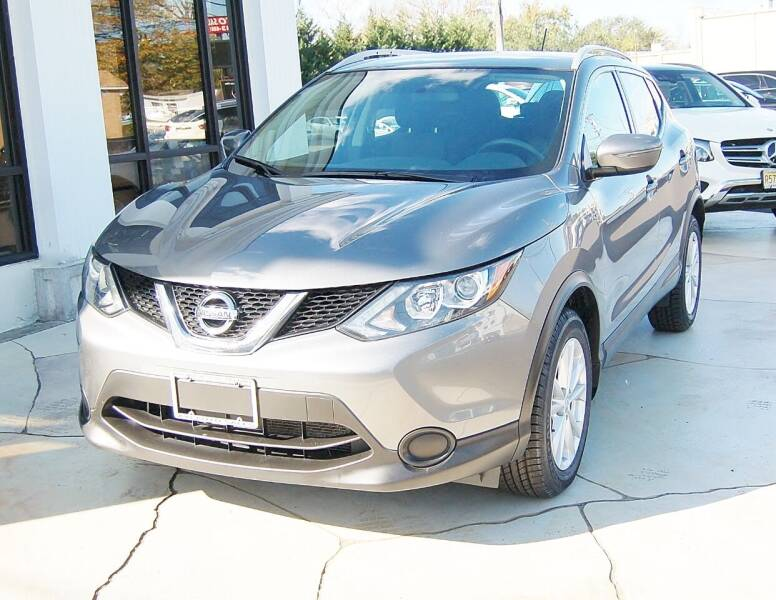 2017 Nissan Rogue Sport for sale at Avi Auto Sales Inc in Magnolia NJ