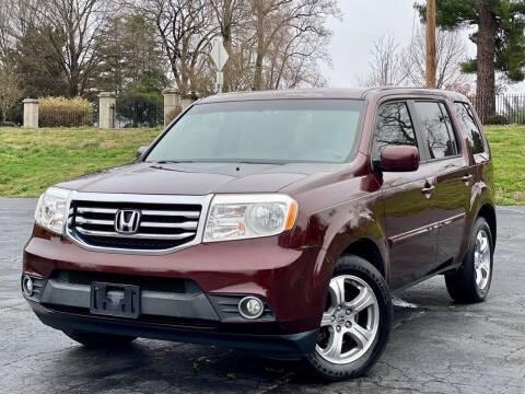 2013 Honda Pilot for sale at Sebar Inc. in Greensboro NC