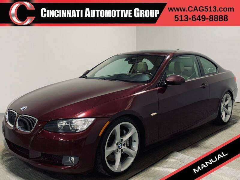 2009 BMW 3 Series for sale at Cincinnati Automotive Group in Lebanon OH