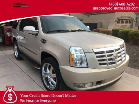 2009 Cadillac Escalade for sale at UR APPROVED AUTO SALES LLC in Tempe AZ