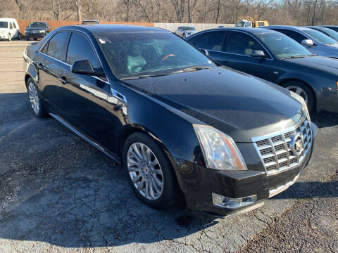 2013 Cadillac CTS for sale at Ol Mac Motors in Topeka KS