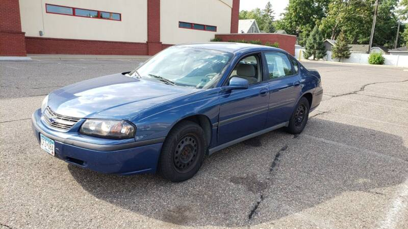 2004 Chevrolet Impala for sale at Twin City Auto Exchange LLC in Minneapolis MN