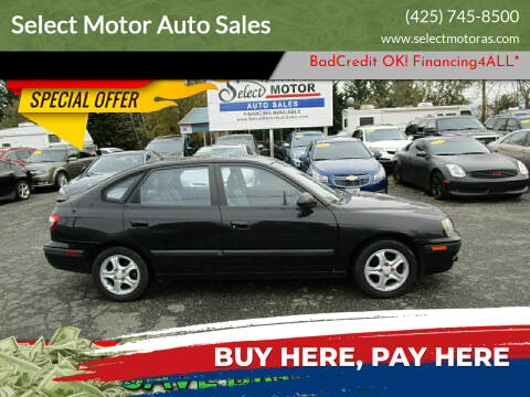 2006 Hyundai Elantra for sale at Select Motor Auto Sales in Lynnwood WA