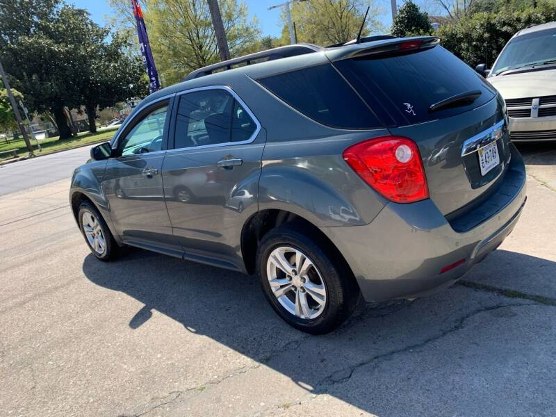 2013 Chevrolet Equinox for sale at Whites Auto Sales in Portsmouth VA