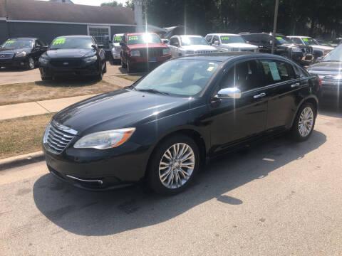 2011 Chrysler 200 for sale at CPM Motors Inc in Elgin IL