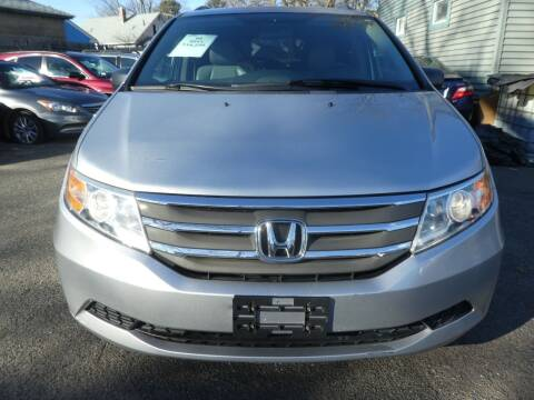 2011 Honda Odyssey for sale at Wheels and Deals in Springfield MA