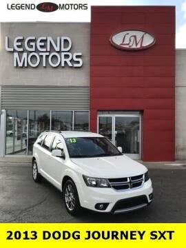 2013 Dodge Journey for sale at Legend Motors of Waterford - Legend Motors of Ferndale in Ferndale MI