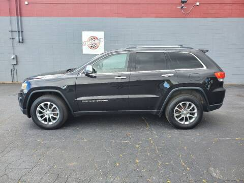 2015 Jeep Grand Cherokee for sale at Stach Auto in Janesville WI