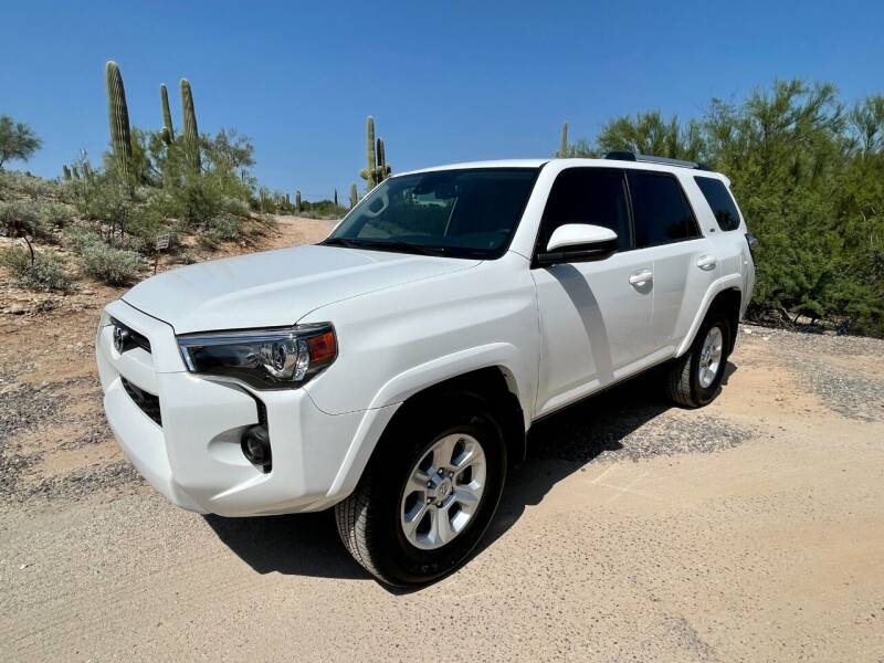 2021 Toyota 4Runner for sale at Auto Executives in Tucson AZ