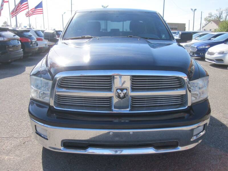 2012 RAM Ram Pickup 1500 for sale at T & D Motor Company in Bethany OK