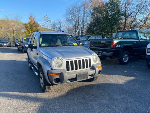 2003 Jeep Liberty for sale at Auto Gallery in Taunton MA