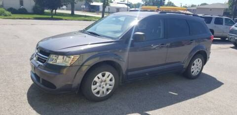 2014 Dodge Journey for sale at Stewart Auto Sales Inc in Central City NE