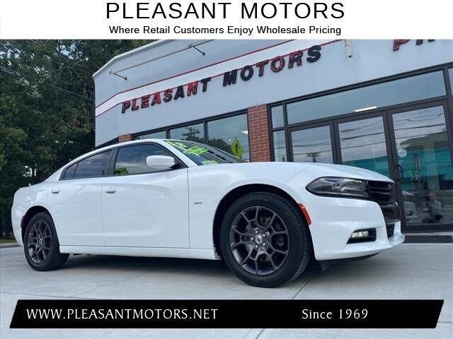 2018 Dodge Charger for sale at Pleasant Motors in New Bedford MA