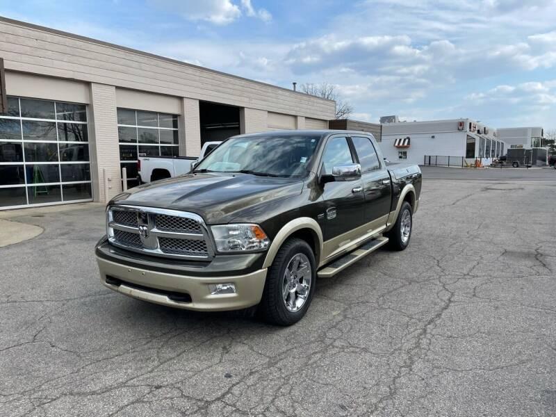 2012 RAM Ram Pickup 1500 for sale at Dean's Auto Sales in Flint MI