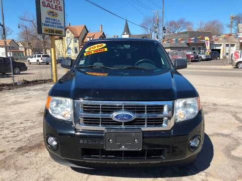 2010 Ford Escape for sale at Global Auto Finance & Lease INC in Maywood IL