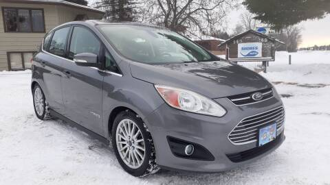 2014 Ford C-MAX Hybrid for sale at Shores Auto in Lakeland Shores MN