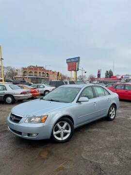 2007 Hyundai Sonata for sale at Big Bills in Milwaukee WI