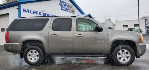 2007 GMC Yukon XL for sale at Appleton Motorcars Sales & Service in Appleton WI