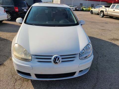 2008 Volkswagen Rabbit for sale at Dynasty Auto in Dallas TX