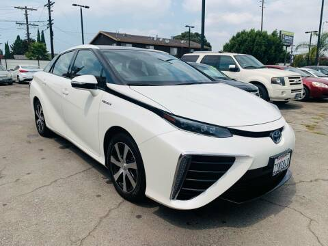 2017 Toyota Mirai for sale at Westcoast Auto Wholesale in Los Angeles CA