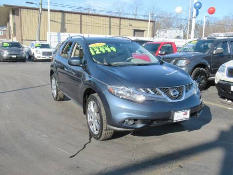 2013 Nissan Murano for sale at Auto Land Inc in Crest Hill IL