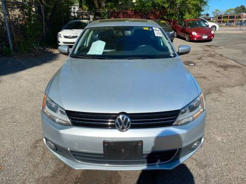 2014 Volkswagen Jetta for sale at Polonia Auto Sales and Service in Hyde Park MA