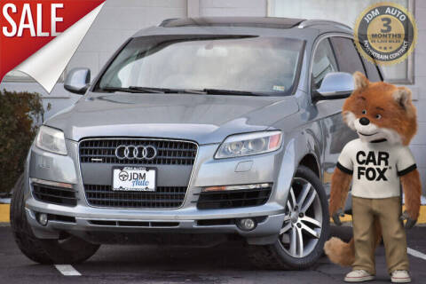 2008 Audi Q7 for sale at JDM Auto in Fredericksburg VA
