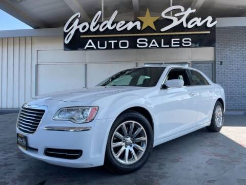 2014 Chrysler 300 for sale at Golden Star Auto Sales in Sacramento CA